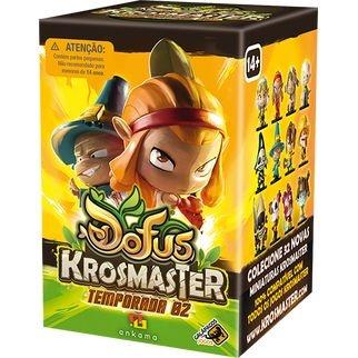Miniatura Surpresa Temporada 02 - Krosmaster Arena Português