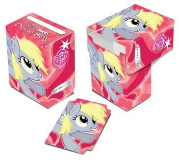 Deck Box Ultra PRO - Estampa Muffins de My Little Pony