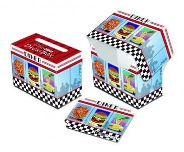 Deck Box Ultra PRO - Estampa Foodie Diner