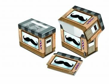Deck Box Ultra PRO - Estampa Mustachio