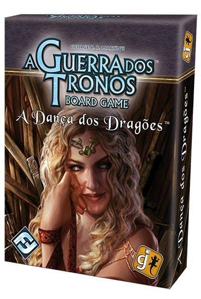 A Dança dos Dragões - Expansão de A Guerra dos Tronos: Board Game