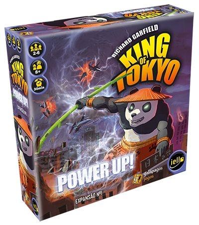 Power Up - Expansão de King of Tokyo
