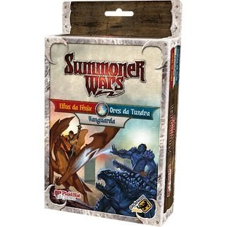 Summoner Wars: Expansão Elfos X Orcs X Vanguarda
