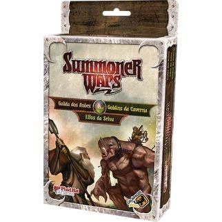 Summoner Wars: Expansão Anões X Goblins X Elfos