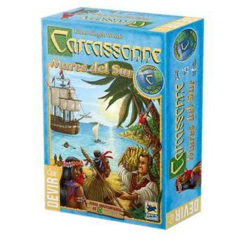 Carcassonne: Mares do Sul