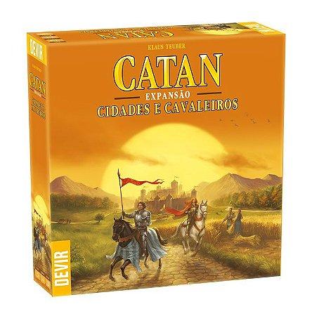 Catan: O Jogo - Expansão Cidades e Cavaleiros