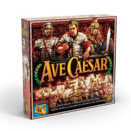 Ave Caesar - Em Português!