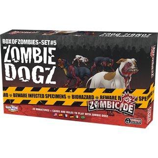 Zombie Dogz - Expansão de Zombicide