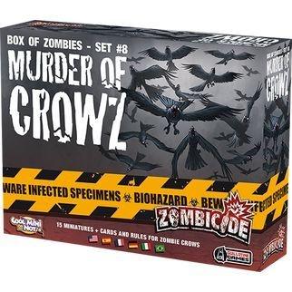 Murder of Crowz - Expansão de Zombicide