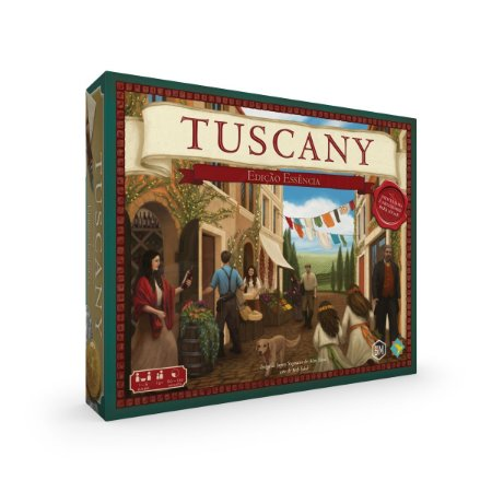 Tuscany - Essential Edition (PRÉ-VENDA)