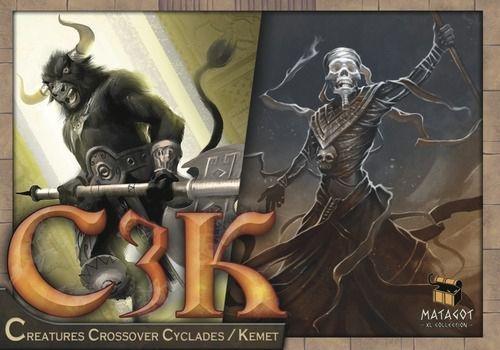 C3K - Troca de Criaturas para Cyclades e Kemet