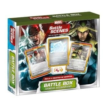 Battle Box: Sangue Asgardiano - Battle Scenes