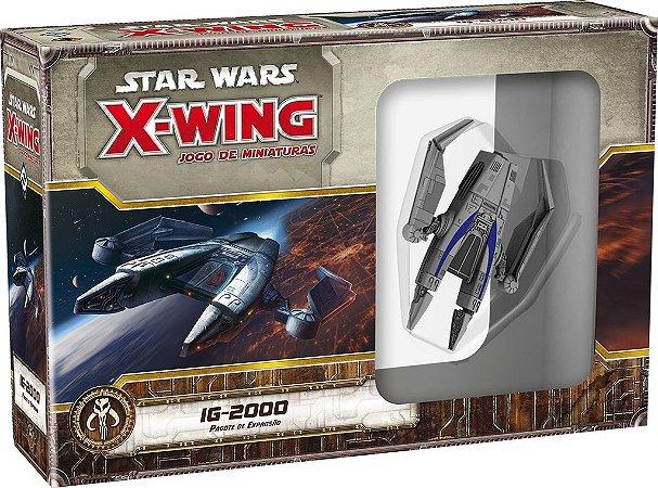 IG-2000 - Expansão de Star Wars X-Wing - Em Português!