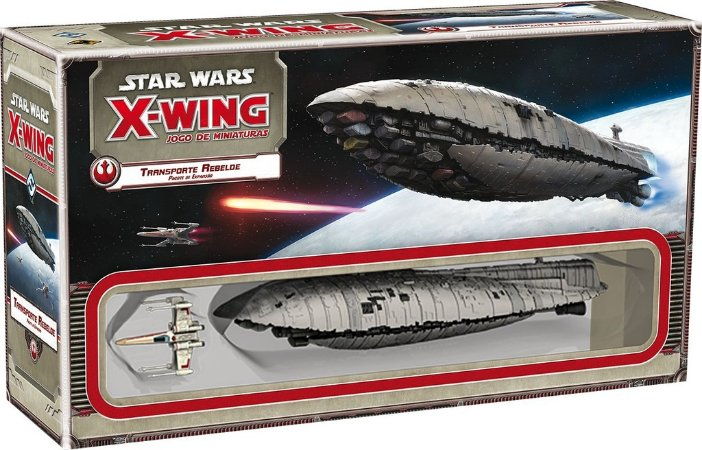 Transporte Rebelde - Expansão de Star Wars X-Wing