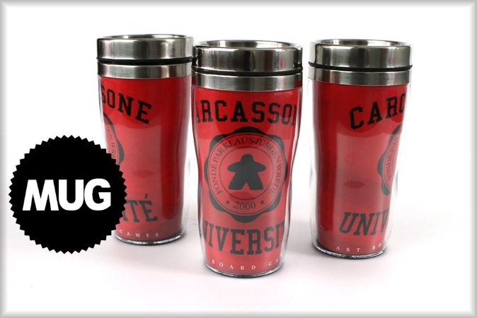 Mug Carcassonne
