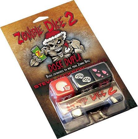 Zombie Dice 2: Dose Dupla - Expansão de Zombie Dice