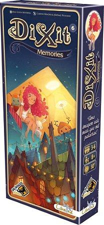 Dixit 6: Memories - Expansão de Dixit - Em Português!