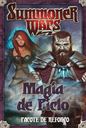 Summoner Wars: Magia de Piclo - Pacote de Reforço
