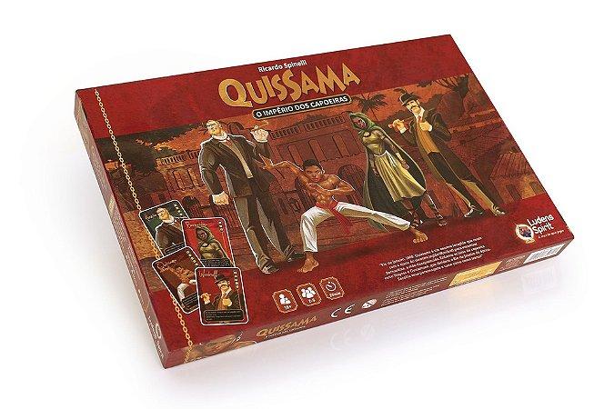 Quissama - O Império dos Capoeiras