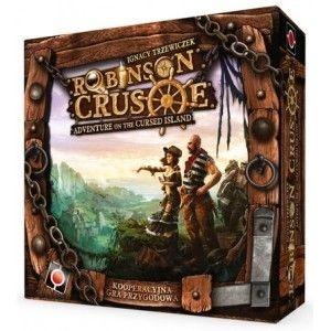 Robinson Crusoé Board Game