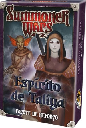 Espírito de Taliya - Reforços - Expansão de Summoner Wars - Em Português!