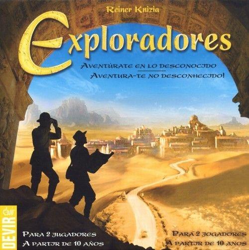 Exploradores - Em Português!