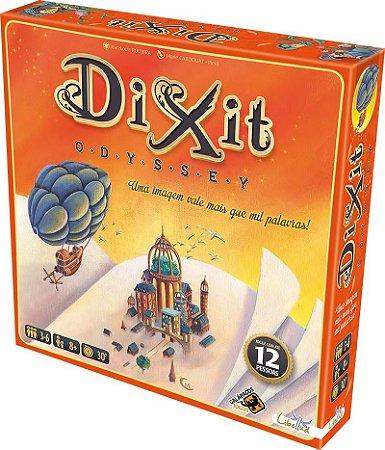 Dixit: Odyssey - Em Português!