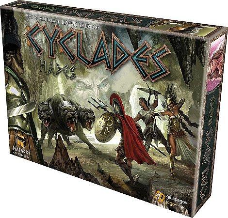 Hades - Expansão de  Cyclades - Em Português!