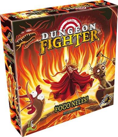 Fogo Neles! - Expansão de Dungeon Fighter - Em Português!