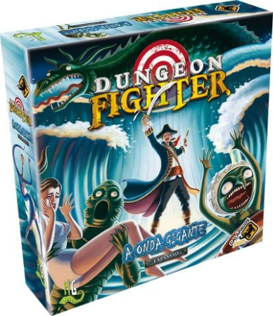 A Onda Gigante - Expansão de Dungeon Fighter