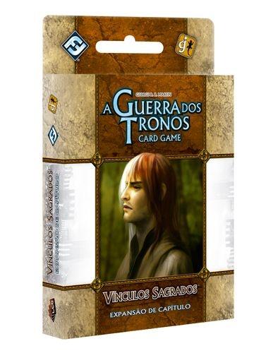 Vínculos Sagrados - Expansão de Capítulo de A Guerra dos Tronos: Card Game