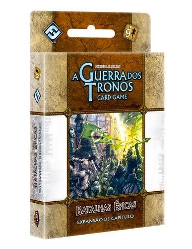 Batalhas Épicas - Expansão de Capítulo de A Guerra dos Tronos: Card Game - Em Português!