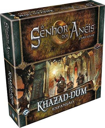 Khazad-Dum - Expansão de Saga de O Senhor dos Anéis: Card Game - Em Português!