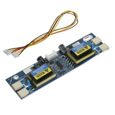 "Universal CCFL Inverter LCD Monitor Do Laptop 4 Lâmpada 10-30 V para 15-22 ""Widescreen"