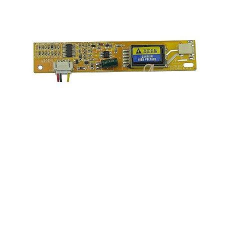 Única Lâmpada 1 Inversor Ccfl LCD Controlador board para 10 -17