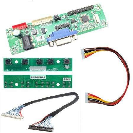 Placa Lcd Led Universal VGA Kit Mt561