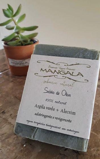 Tônico - Sabonete e Xampu {argila verde + alecrim}