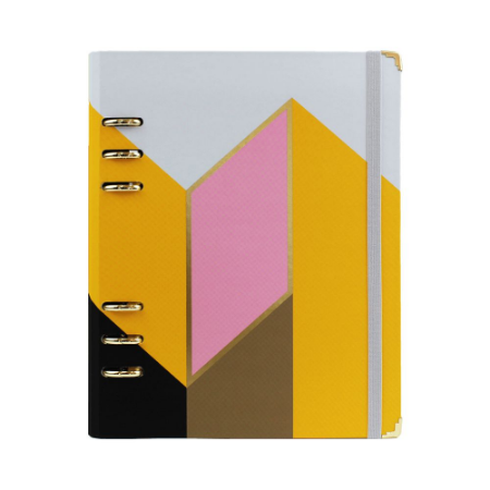 Planner A5 Caderno Organizador Allegro Oblíquo Ótima Gráfica 5114-3
