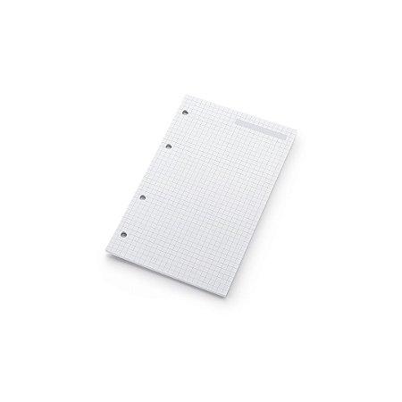 Refil Planner Maxi Quadriculado Ótima Gráfica 4873-0