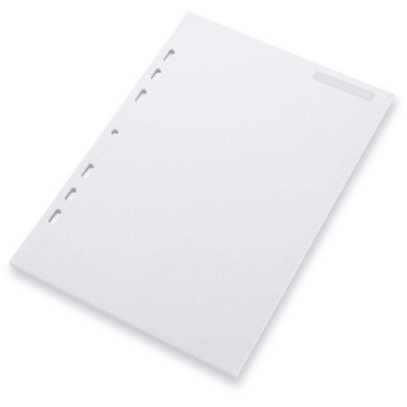 Refil para Caderno Ultra Pontilhado 16,7x24cm Ótima Gráfica 5830-2