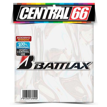 Adesivo Resinado Battlax
