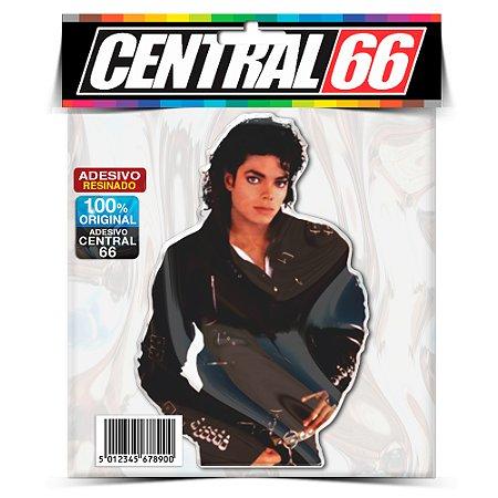 Adesivo Resinado Michael Jackson