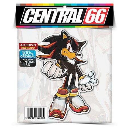 Adesivo Resinado Sonic - Preto