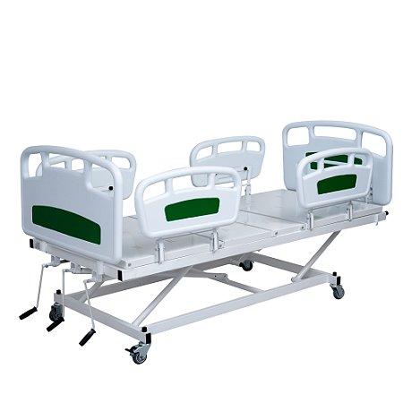 Cama Fowler Com Elevação S-8800-C - Salutem Hospitalares