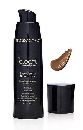 Base vegana líquida bionutritiva Bioart - 5 (escura)