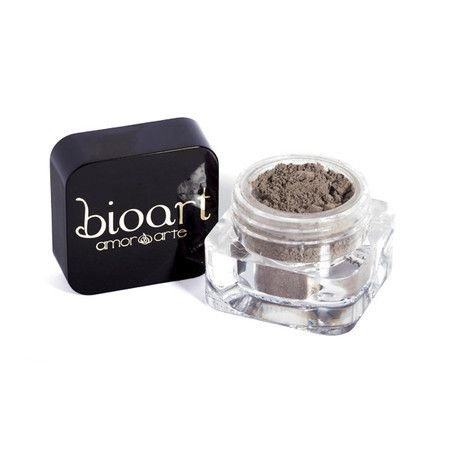 Sombra vegana bionutritiva Bioart - Marrom castanho brilho