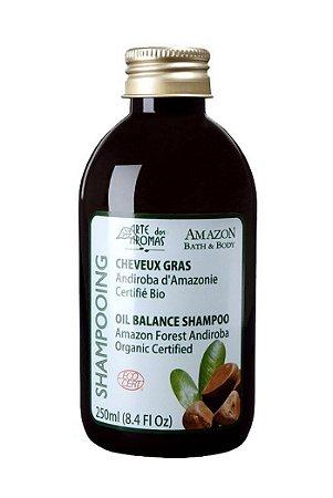 Shampoo vegano e orgânico Arte dos Aromas - Andiroba 250ml