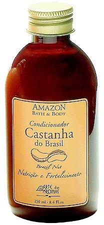 Condicionador vegano e natural Arte dos Aromas - Castanha do Brasil 250ml