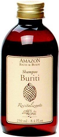 Shampoo vegano e natural Arte dos Aromas - Buriti 250ml