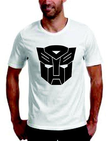 Camiseta Autobots 100% Algodão